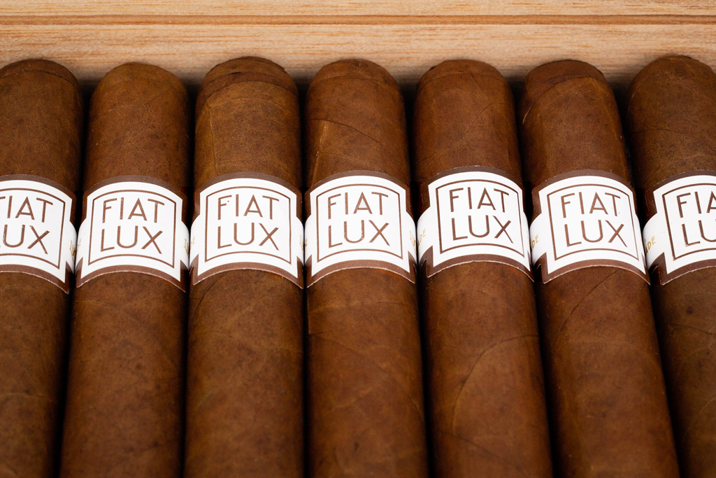 ACE Prime Luciano Fiat Lux cigars