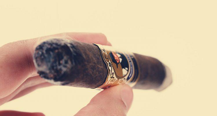 Protocol Eliot Ness Maduro Toro cigar review