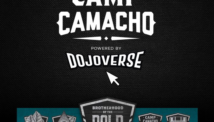 Dojoverse Brotherhood of Camp Camacho app