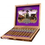 Protocol Bass Reeves cigar box open