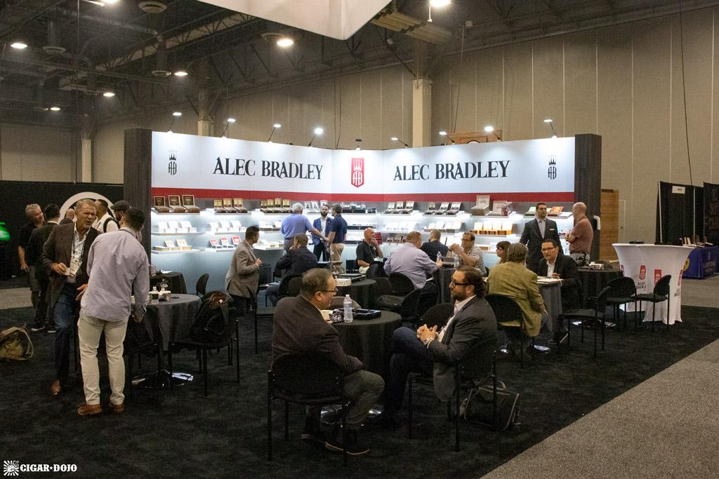 Alec Bradley booth PCA 2021