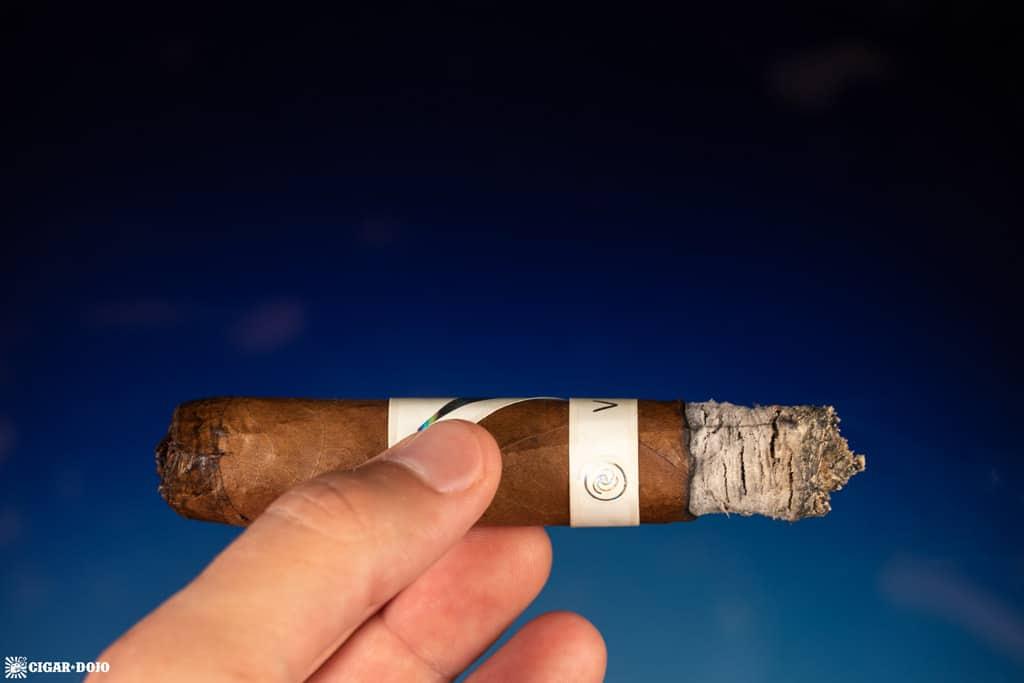 CAO Vision (2020) cigar smoking