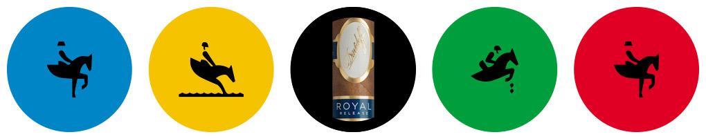 Cigar Olympics Equestrian Davidoff Royal cigar