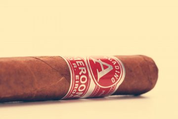 Aladino Cameroon Lonsdale cigar review