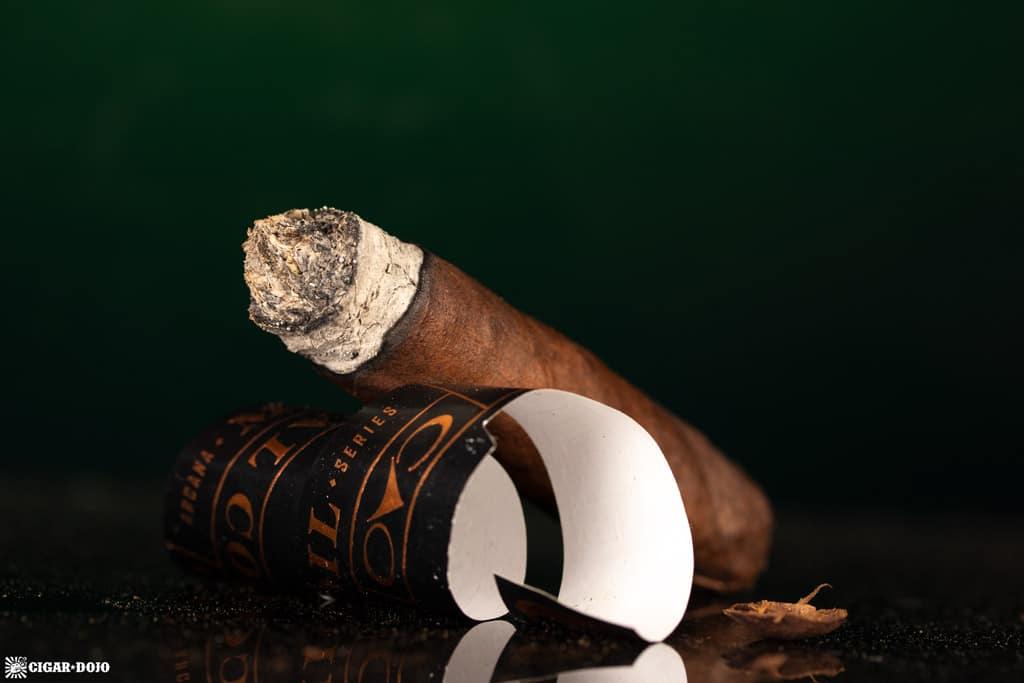 CAO Arcana Mortal Coil cigar nub finished