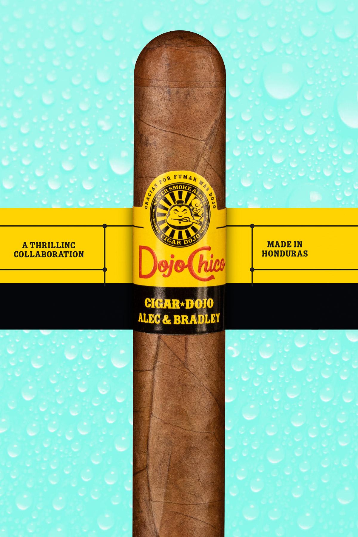 Alec & Bradley Dojo Chico cigar glamour