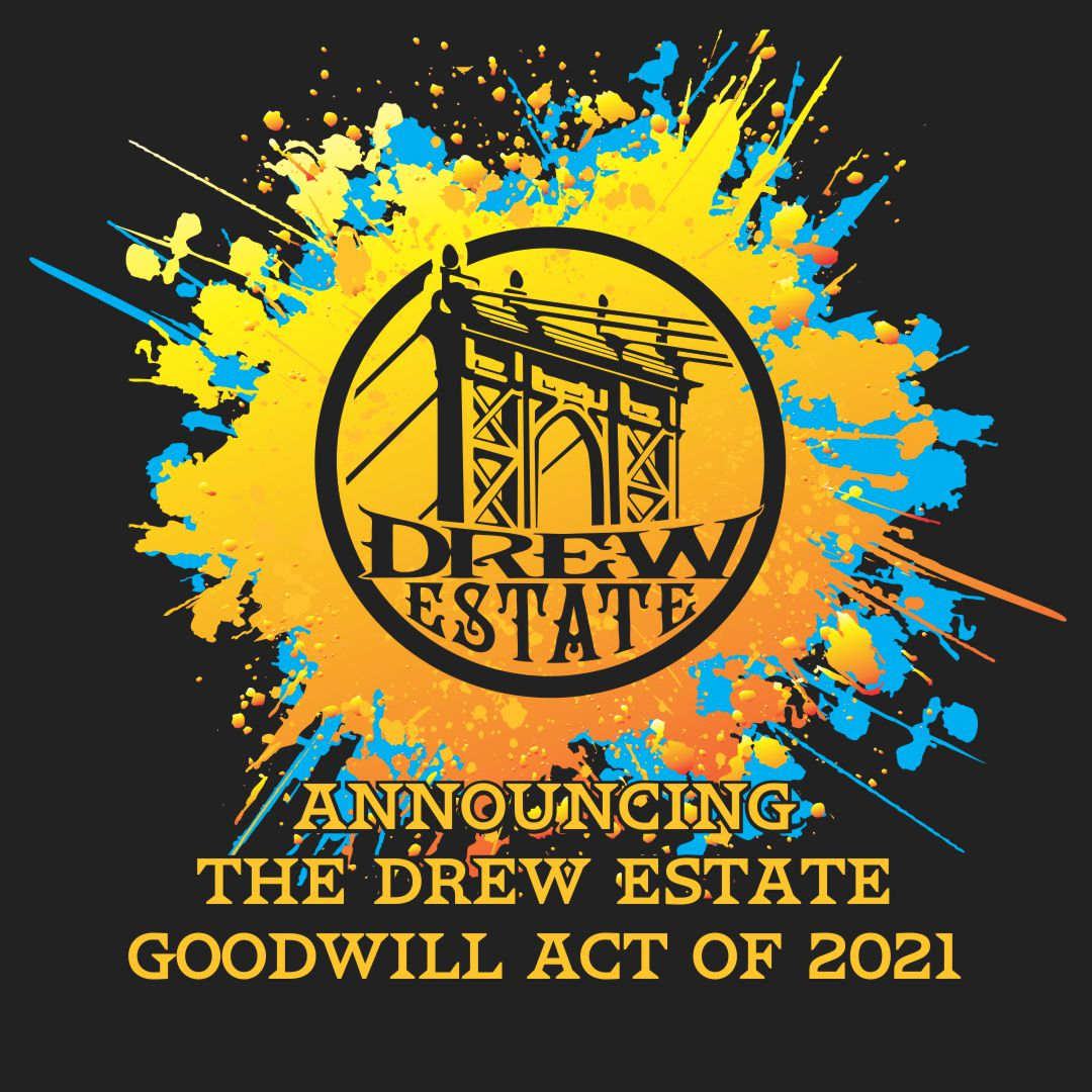 Drew Estate Goodwill Act of 2021