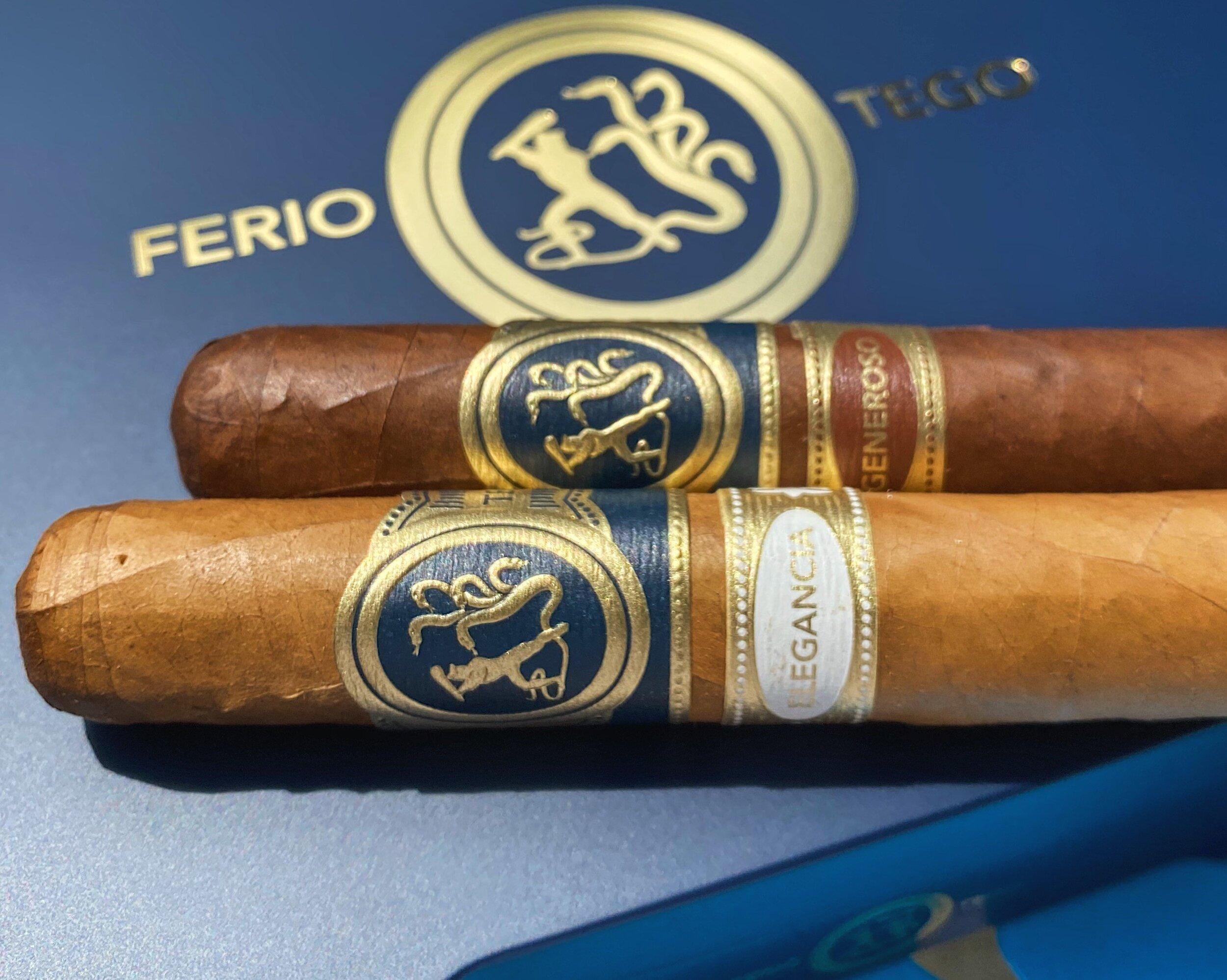 Ferio Tego 2021 cigars