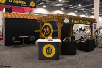 Ferio Tego booth PCA 2021