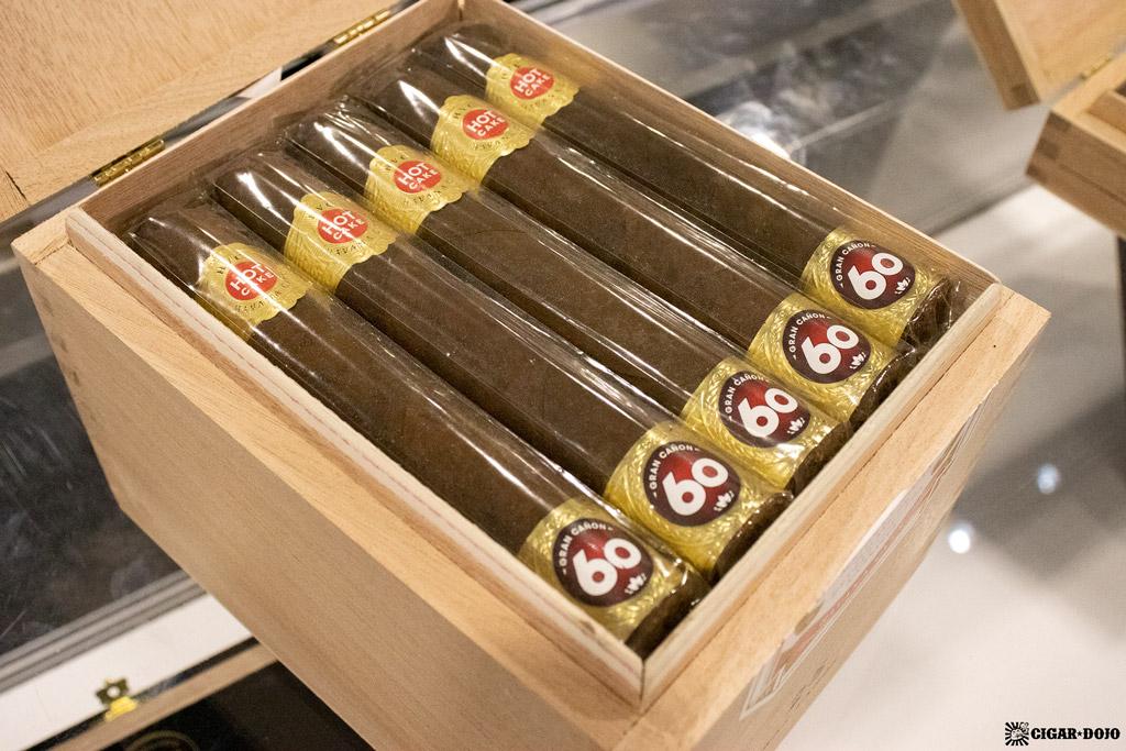 HVC Hot Cake Gran Cañon cigars PCA 2021