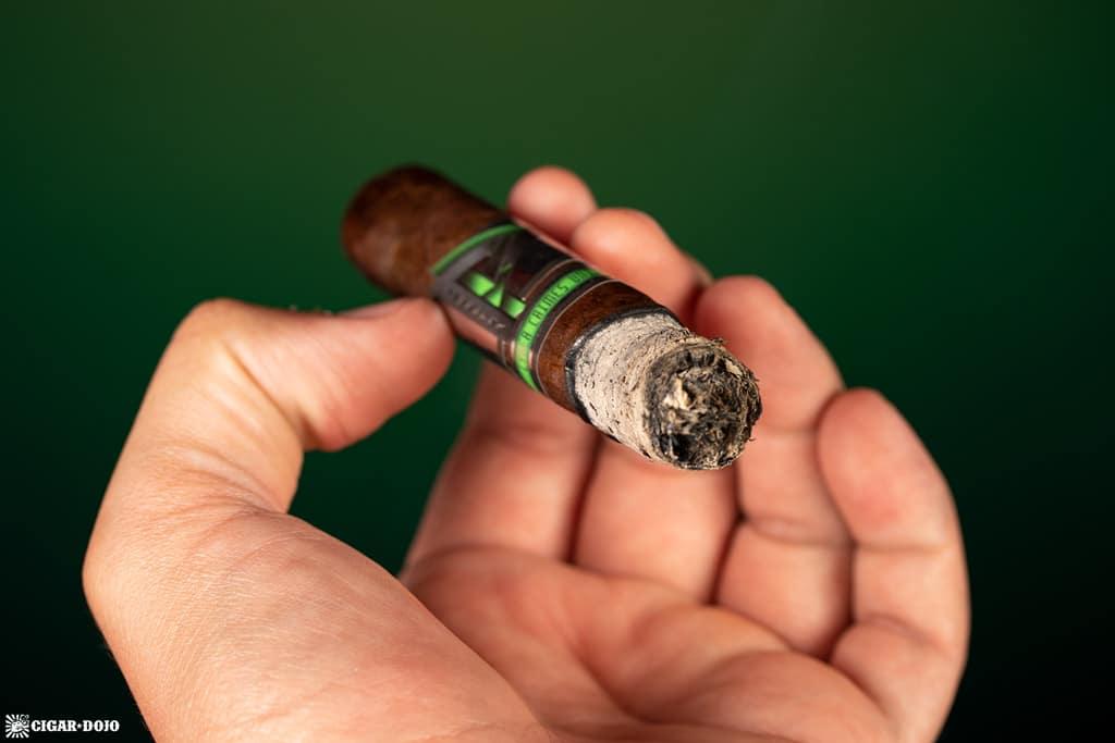 Protocol Cyber Crimes Unit Churchill cigar ash