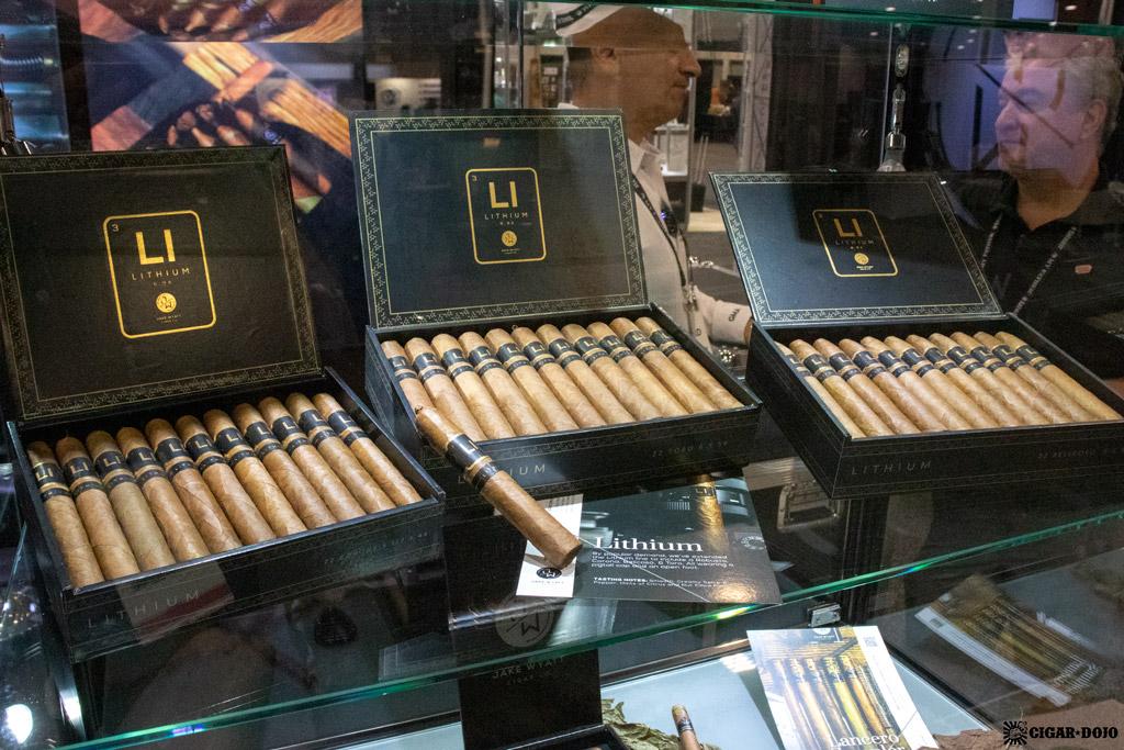 Jake Wyatt Lithium cigars PCA 2021