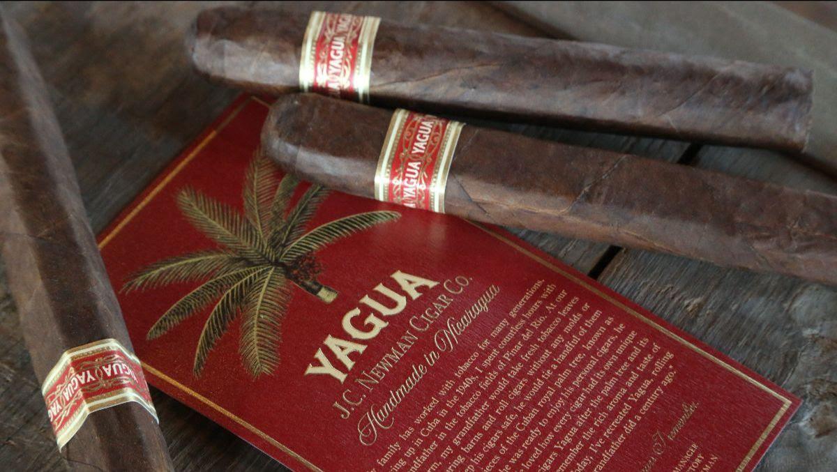 J.C. Newman Yagua 2021 cigars