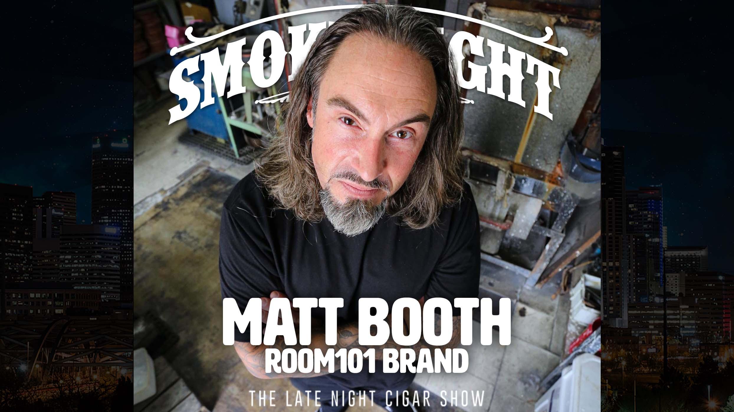 Matt Booth interview