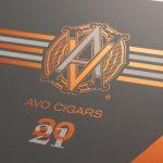 AVO Improvisation LE21 cigar box lid