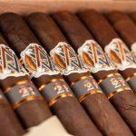 AVO Improvisation LE21 cigars in box