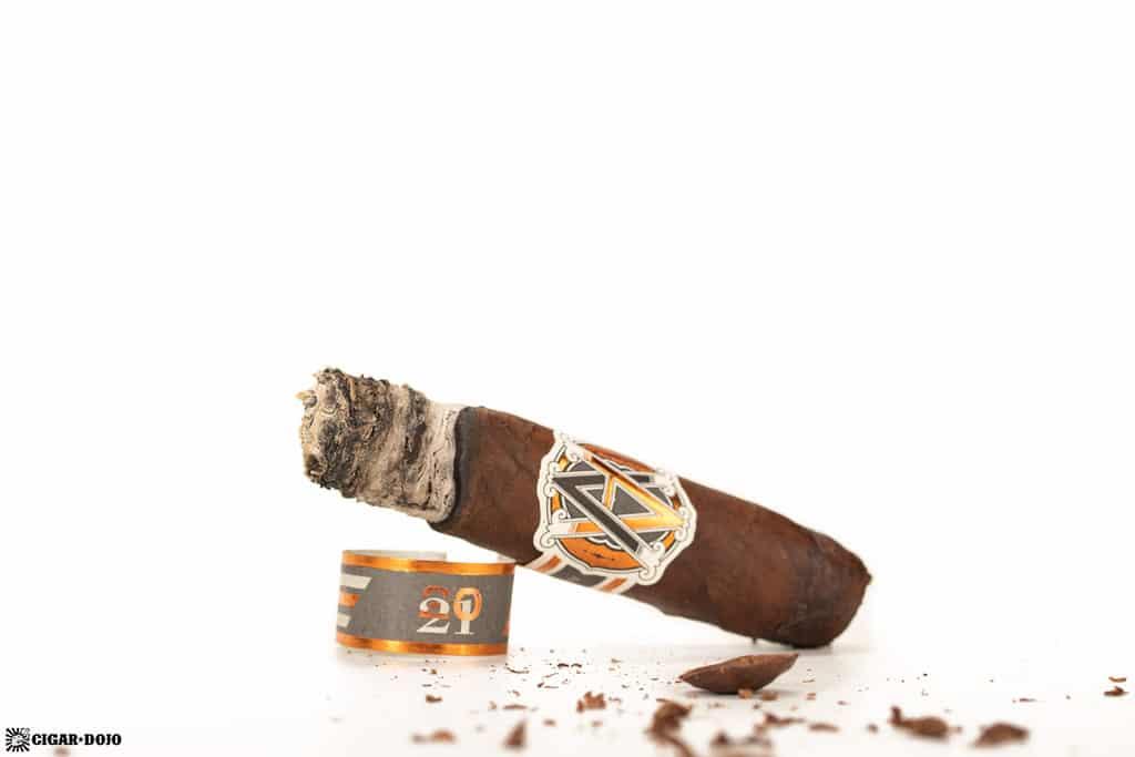 AVO Improvisation LE21 cigar nub finished