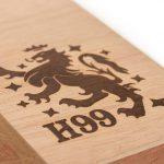 Liga Privada H99 Toro cigar box lid