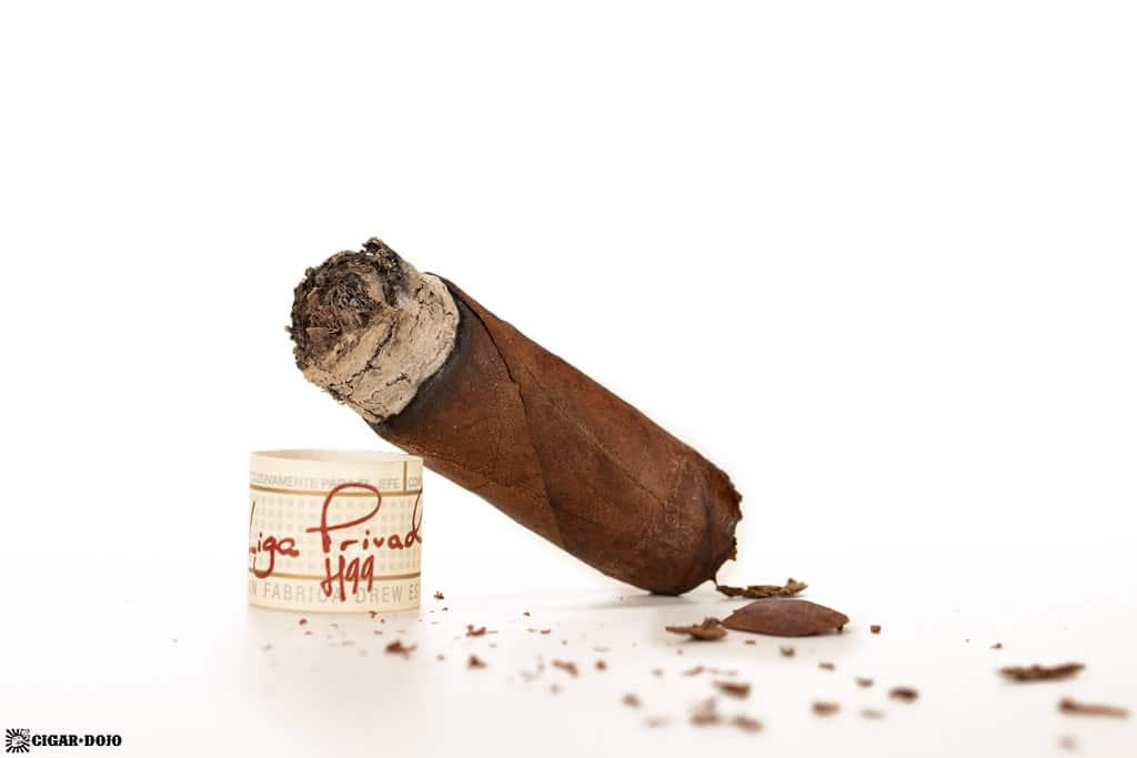 Liga Privada H99 Toro cigar nub finished