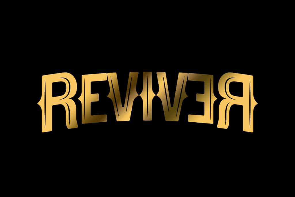 Aganorsa ReviveR 2021 gold logo